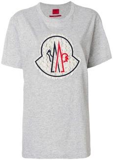 Moncler crew neck short-sleeve T-shirt