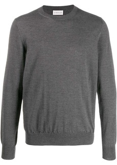 Moncler crewneck knitted jumper