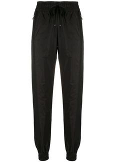 Moncler elasticated trim track pants
