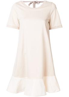Moncler flared loose dress