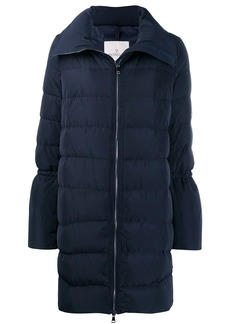 Moncler flared-sleeve puffer jacket