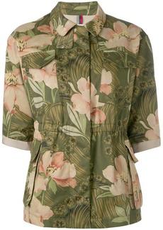 Moncler floral blouse