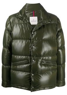 Moncler funnel neck padded jacket