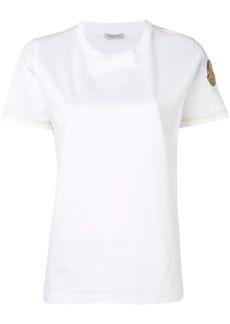 Moncler gold trim T-shirt