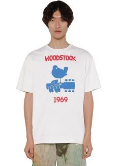 Moncler Grenoble Cotton Jersey T-shirt