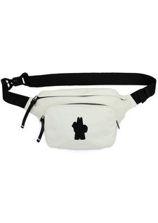 Moncler Grenoble Durance Leather Belt Bag