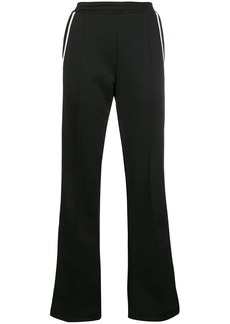 Moncler high waisted track pants
