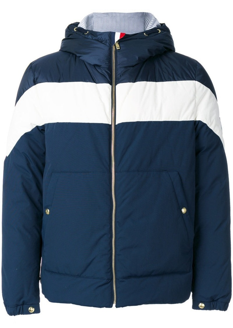 ac758ab08 Moncler hooded bomber jacket