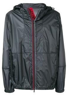 Moncler hooded waterproof jacket