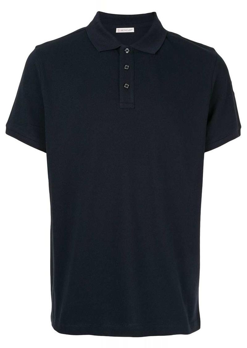 Moncler jersey polo shirt