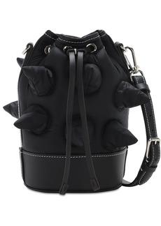 Moncler Jw Anderson Leather & Nylon Bag