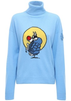 Moncler Jw Anderson Wool & Cashmere Knit Sweater