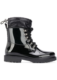Moncler Galaxite lace-up boots