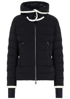 Moncler Lamoura quilted down ski jacket