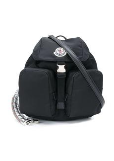 Moncler logo-patch backpack
