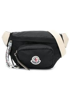Moncler logo patch belt bag