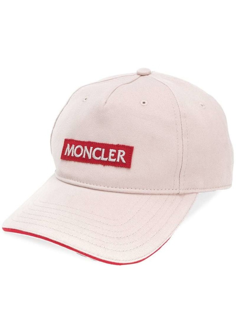 698140dc2473ff Moncler logo patch cap | Misc Accessories