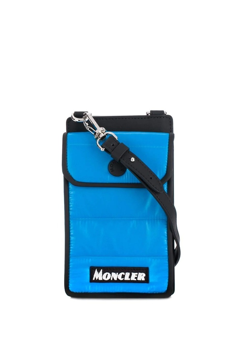 Moncler logo phone case