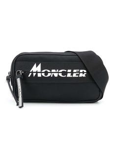 Moncler logo print belt bag