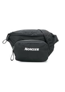 Moncler logo-print belt bag