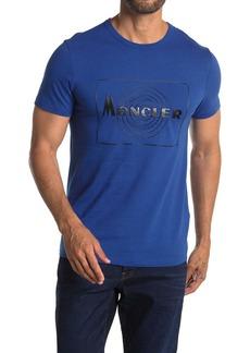 Moncler Logo Printed T-Shirt