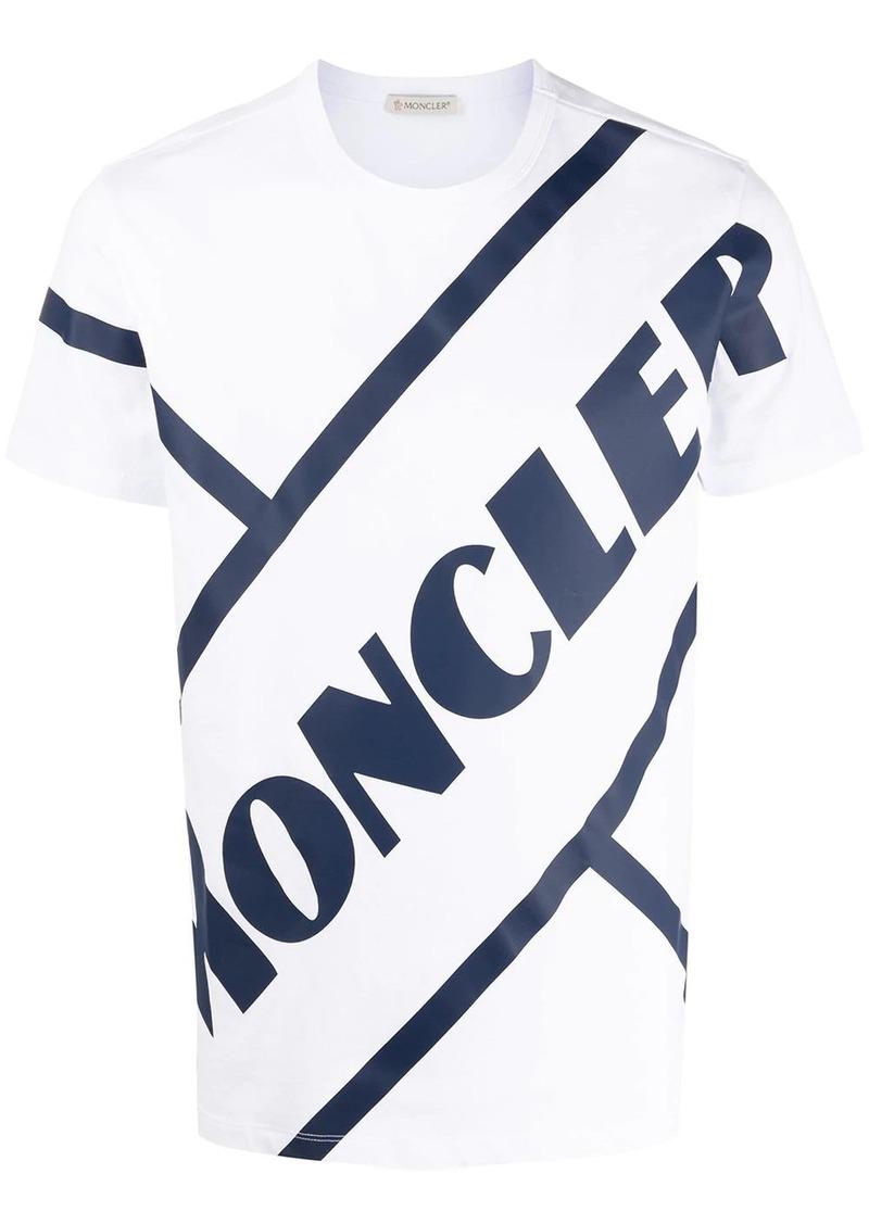 Moncler logo T-shirt