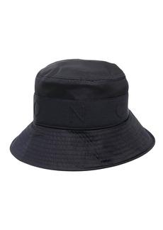 Moncler logo-trim bucket hat