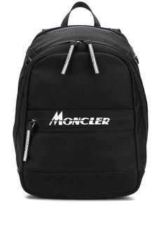 Moncler logo zipped backpack