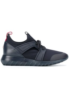 Moncler low-top streamlined sneakers