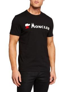 Moncler Men's Graphic Jersey T-Shirt