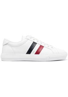 Moncler Monaco stripe-detail sneakers
