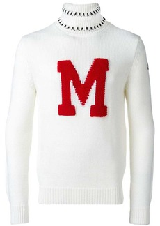 Moncler 1952 high neck sweater