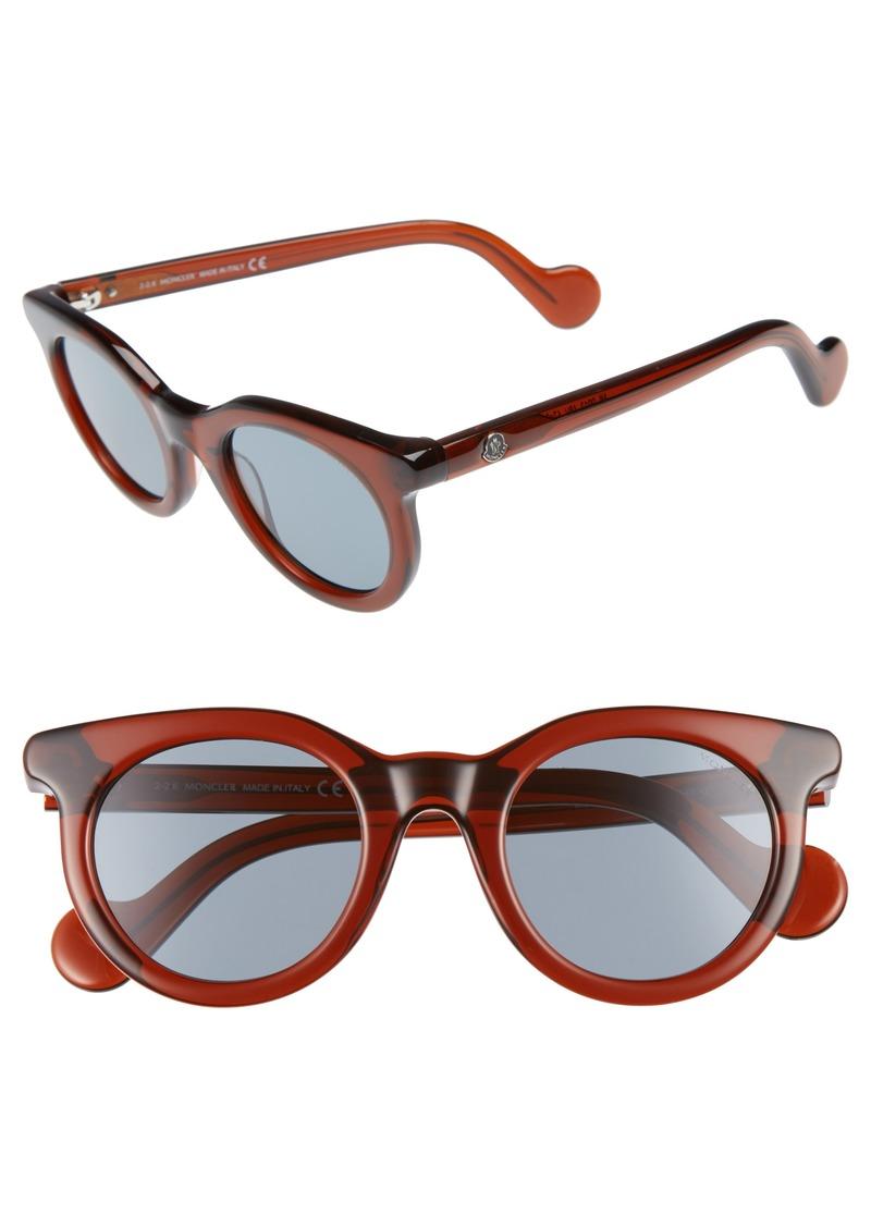8079f8dae8b Moncler Moncler 47mm Sunglasses