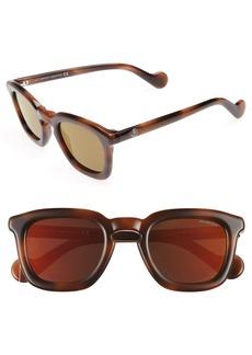 Moncler 50mm Sunglasses