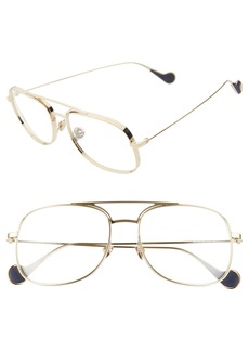 Moncler 57mm Optical Glasses