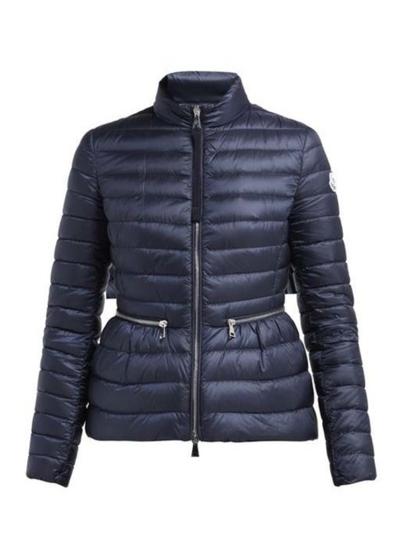 Agate lightweight quilted down filled jacket