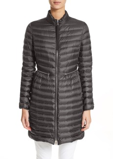 Moncler Agatelon Quilted Puffer Coat