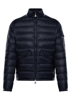 Moncler Agay Water Resistant Lightweight Down Puffer Jacket
