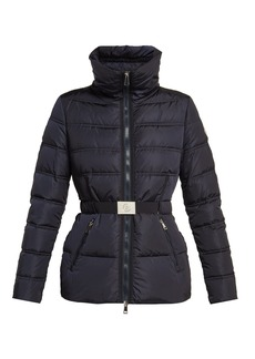 Moncler Alouette quilted nylon jacket