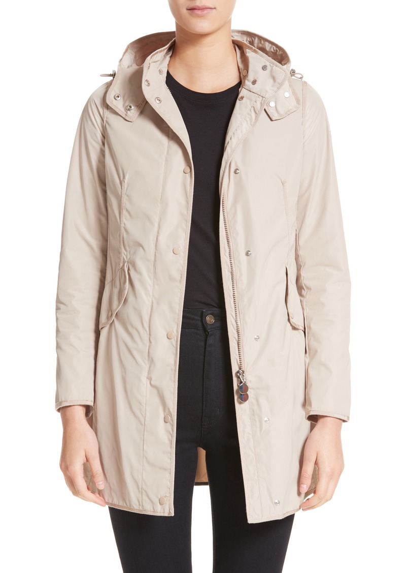 Moncler 'Argelia' Hooded Anorak. '