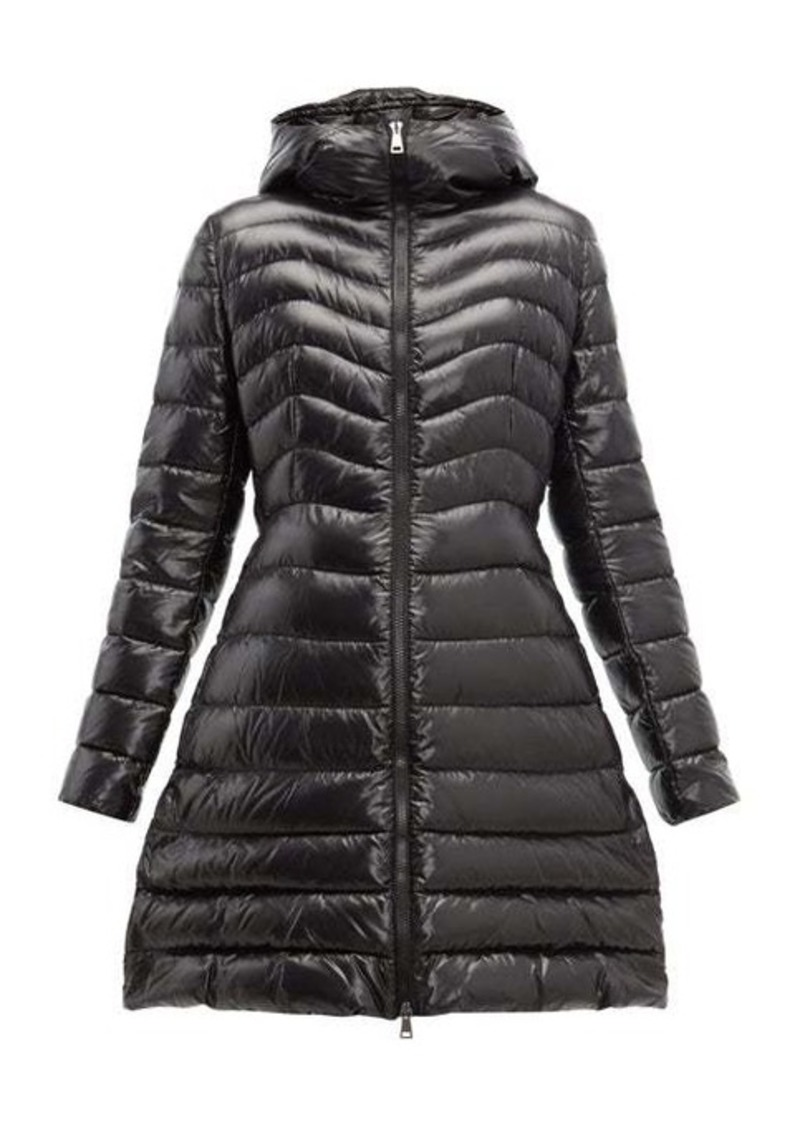 Moncler Authie quilted-down coat