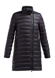 Moncler Berlin lightweight quilted-down coat