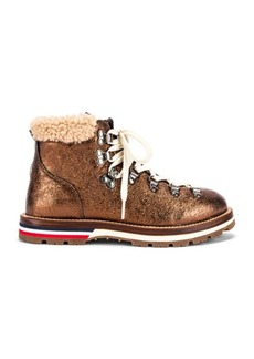 Moncler Blanche Scarpa Boot