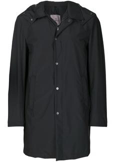 Moncler boxy raincoat