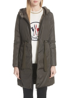 Moncler Bruant Down Hooded Coat