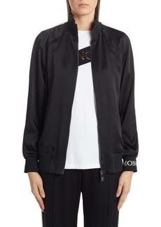 Moncler Camicia Logo Track Jacket