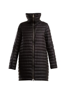 Moncler Citrinelle funnel-collar quilted down jacket