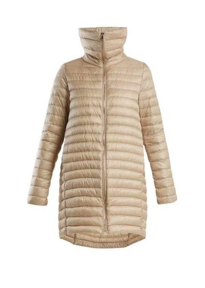 cbdca62e1 Citrinelle funnel-neck quilted coat