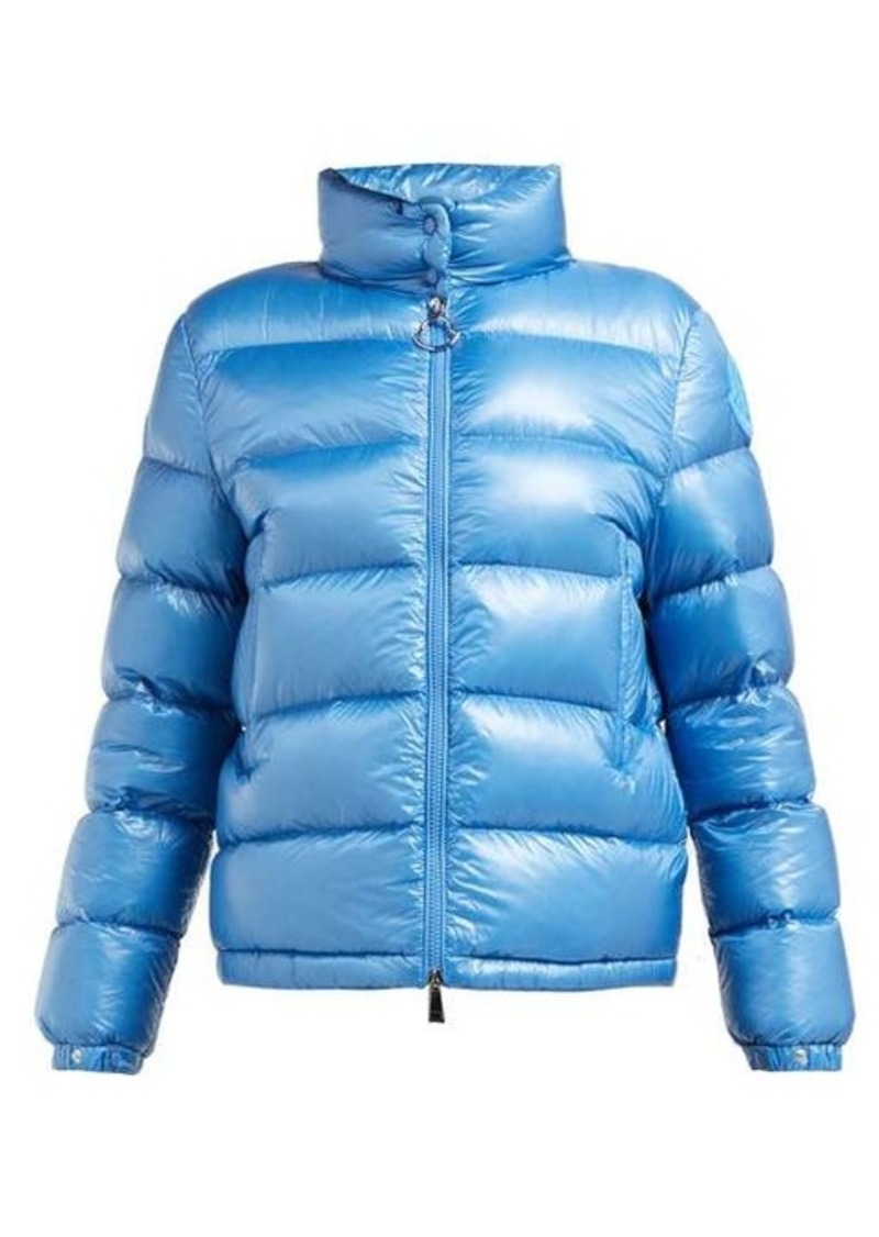 Moncler Copenhague high-neck down-filled coat