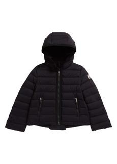 Moncler Costas Hooded Down Jacket (Little Girl & Big Girl)